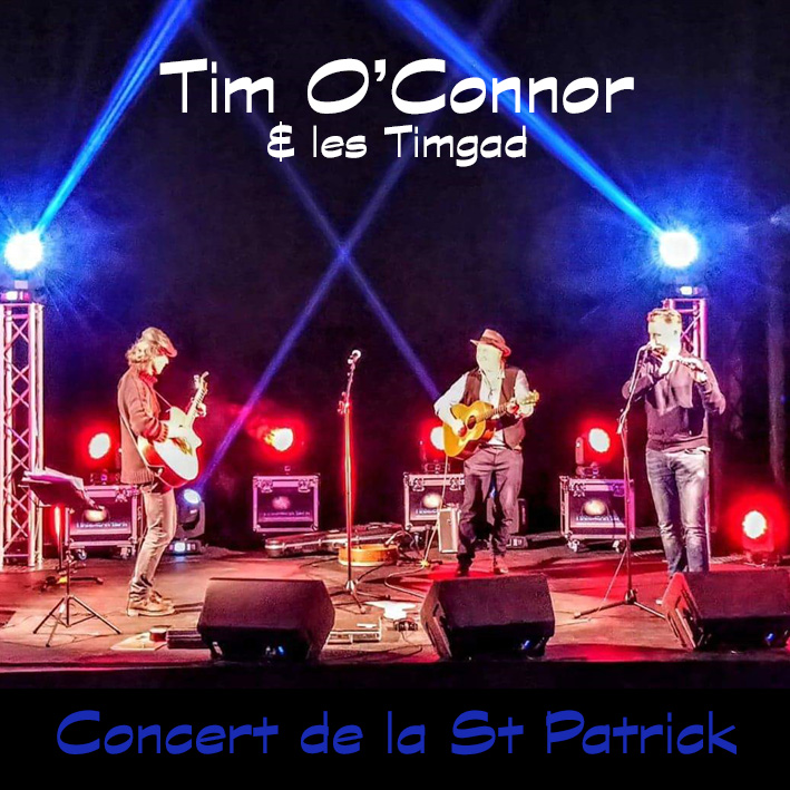 Concert Tim O'Connor