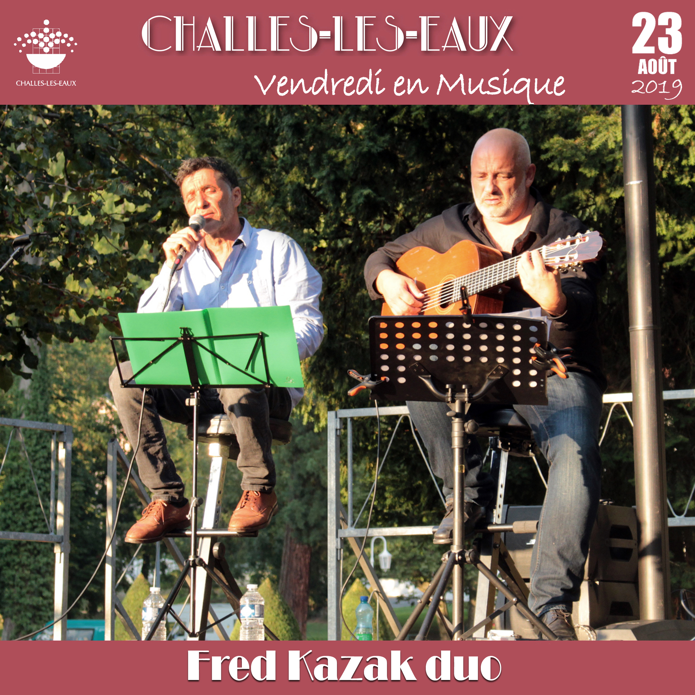 Fred Kazak duo