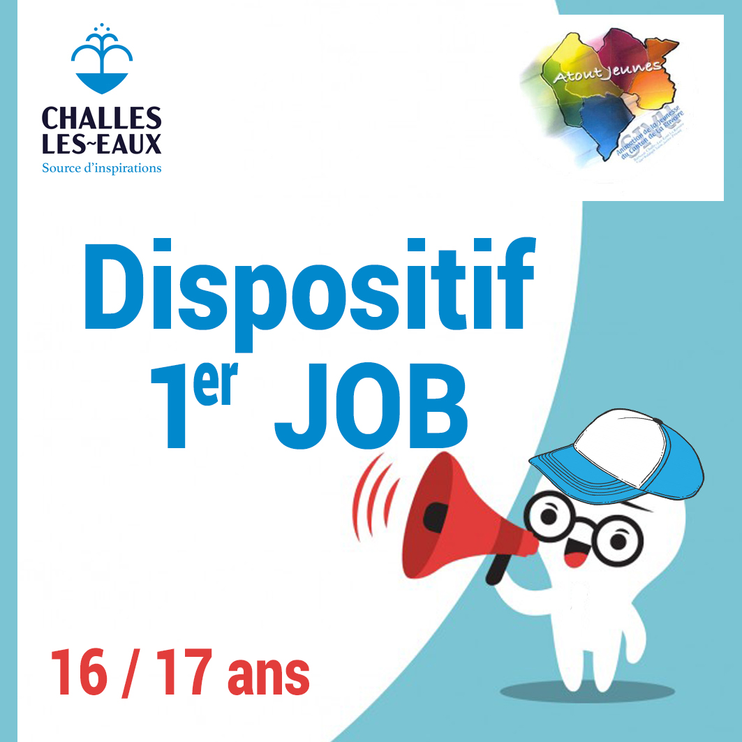 Dispositif « 1er job »